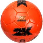 Мяч футбольный 2K Mercury 127062