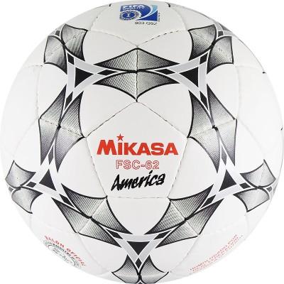 Мяч для футзала Mikasa FSC-62 AMERICA (FIFA Quality)