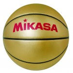 Мяч баскетбольный Mikasa GOLD BB (золотой) (№7)