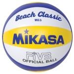 Мяч для пляжного волейбола Mikasa VX 3.5 (сувенирный)