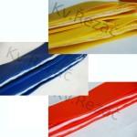 Карманы для антенн для пляжного волейбола KV.Rezac 15125786000 (бело-чёрные)
