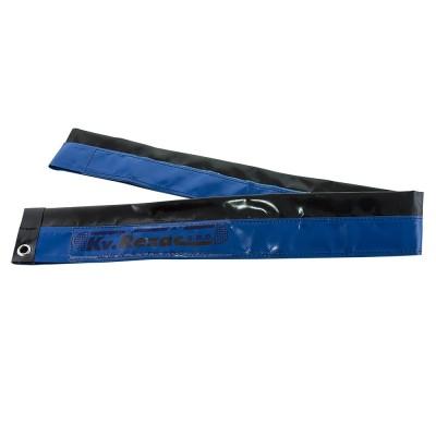 Карманы для антенн для пляжного волейбола KV.Rezac 15175206002 (сине-чёрные)