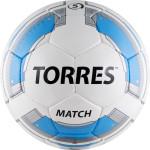 Мяч футбольный Torres Match F30025