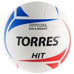 Мяч волейбольный Torres Hit V30055