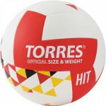 Мяч волейбольный Torres Hit V32055