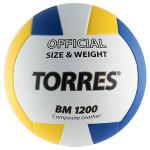 Мяч волейбольный Torres BM1200 V40035