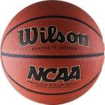 Мяч баскетбольный Wilson NCAA Replica Game Ball (№7) арт.WTB0730