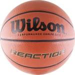 Мяч баскетбольный Wilson Reaction (№7) арт.B1237X