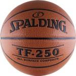 Мяч баскетбольный Spalding TF-250 All Surface (№5) 74-537z