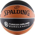 Мяч баскетбольный Spalding TF-1000 Legacy Euroleague Official Ball (№7) 74-538z
