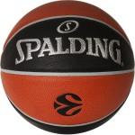 Мяч баскетбольный Spalding TF-1000 Legacy Euroleague Official Ball (№7) 84-004Z