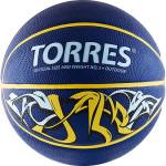 Мяч баскетбольный Torres Jam (№3) B00043