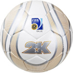 Мяч футбольный 2K Sport Parity Gold FIFA Approved 127075F