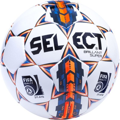 Мяч футбольный Select Brillant Super FIFA арт.810108-006
