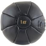 Медбол из натуральной кожи FS№1000 1 кг