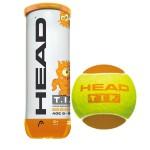 Мячи для большого тенниса HEAD T.I.P Orange (детские), 578123 (упак. 3 шт.)