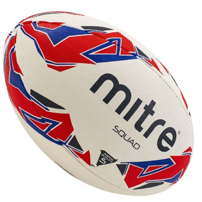 Мяч для регби Mitre Squad арт.BB1152WP4