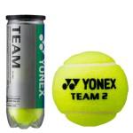 Мячи для большого тенниса Yonex Team 3B (упак. 3 шт.)