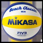 Мяч для пляжного волейбола Mikasa VXL 30