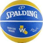 Мяч баскетбольный Spalding NBA TEAM RBR BB Warrior (№7) 83-515z