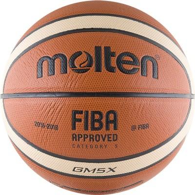 Мяч баскетбольный Molten BGM5X, FIBA Approved
