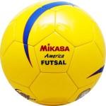 Мяч для футзала Mikasa FSC-62 YELLOW