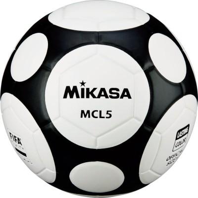 Мяч футбольный Mikasa MCL5-WBK (FIFA Quality)