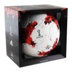 Мяч футбольный Adidas Krasava OMB AZ3183 (Официальный мяч Кубка Конфедераций 2017)