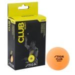 Мяч для настольного тенниса Stiga Club Select, арт.5125-06 (упак. 6 шт.)