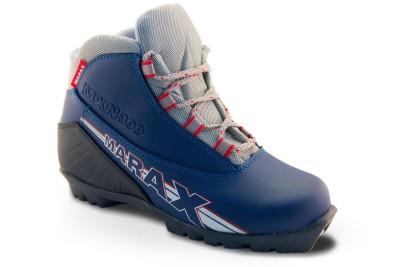 Ботинки лыжные NNN Marax MXN-300 Blue