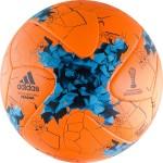 Мяч футбольный Adidas Krasava Winter OMB AZ3206 (Официальный мяч Кубка Конфедераций 2017)
