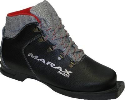 Ботинки лыжные NN-75 Marax M-330 (натуральная кожа)