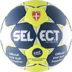 Мяч гандбольный Select Ultimate EHF (EHF Approved) арт.843208-250