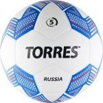 Мяч футбольный Torres Team Russia F30535