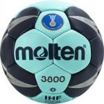 Мяч гандбольный Molten 3800 (IHF Approved) (№2), арт.H2X3800-CN