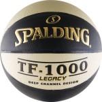 Мяч баскетбольный Spalding TF-1000 Legacy АСБ (№7) 74-581z