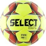 Мяч футбольный Select Brillant Super FIFA TB YELLOW (FIFA Quality Pro) арт.810316-553