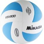 Мяч для пляжного волейбола Mikasa VSV800WB
