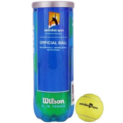 Мячи для большого тенниса Wilson Australian Open арт.WRT104800 (упак. 3 шт.)