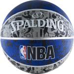 Мяч баскетбольный Spalding NBA GRAFFITI (№7) 83-176z