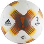 Мяч футбольный Adidas UEL OMB BQ1874 (Официальный мяч Лиги Европы сезона 2017-18)