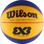 Мяч баскетбольный Wilson FIBA3x3 Replica (№6) арт.WTB1033XB