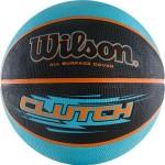 Мяч баскетбольный Wilson Clutch (№7) арт.WTB1430XB