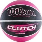 Мяч баскетбольный Wilson Clutch (№6) арт.WTB1439XB