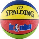 Мяч баскетбольный Spalding 2015 JR NBA/RG (№5) 83-419z