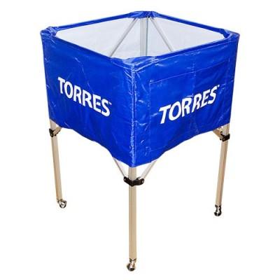 Тележка для мячей Torres арт.SS11022
