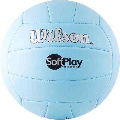 Мяч волейбольный Wilson Soft Play WTH3501XBLU