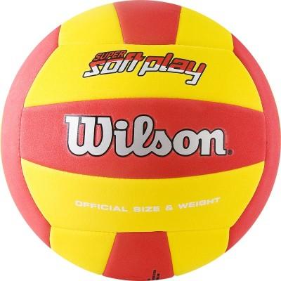 Мяч волейбольный Wilson Super Soft Play WTH3509XB
