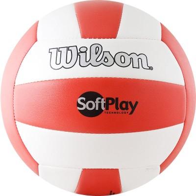 Мяч волейбольный Wilson Soft Play WTH3511XB