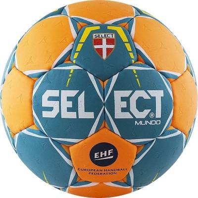 Мяч гандбольный Select Mundo (EHF Approved) арт.846211-446